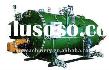 Boiler, paper making machine, waste paper recycling machine, pulp processing machine