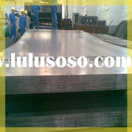 Boron Q235/SS400 hot rolled steel plate
