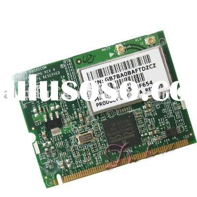Broadcom Mini PCI Wireless Card 802.11g 54Mbps WIFI Adapter(DN19)