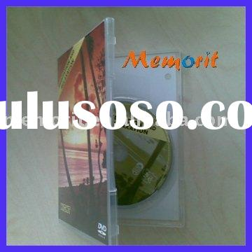 CD / DVD / VCD / CDR / DVDR Disc with packaging