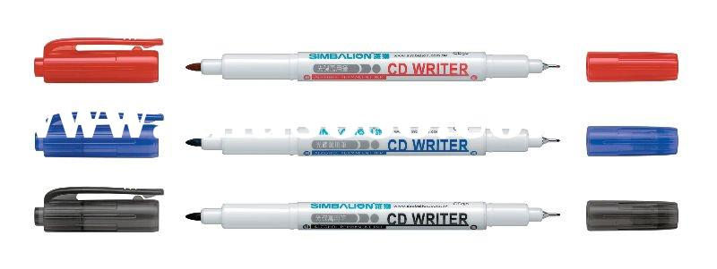 CD MARKER - DOUBLE TIP 1.0 mm FINE & 0.5 mm EXTRA FINE