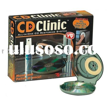 CD cleaner DVD/CD/GAME DISC LASER LENS CLEANER