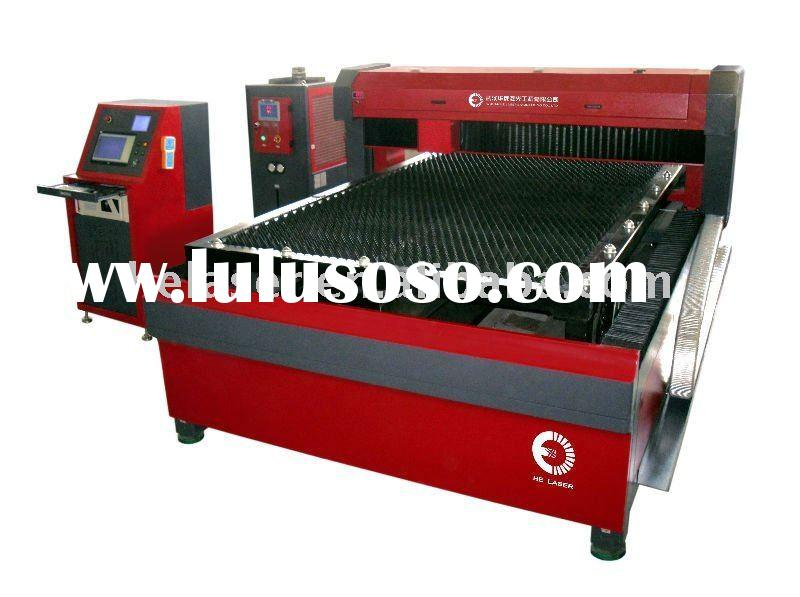 CNC Lathe Thin Metal Laser Cutting Machine HECY3015-500