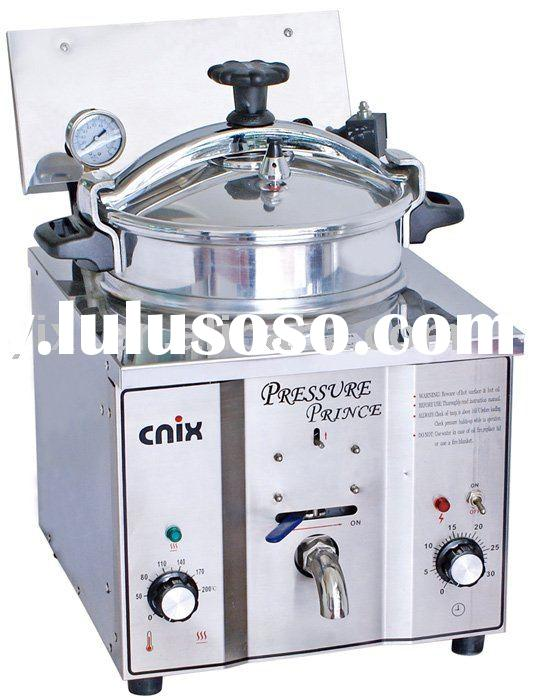 CNIX electric pressure fryer MDXZ-25 (CE Approved) Manufacturer
