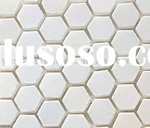 China White Marble Mosaic Tile