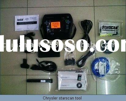 Chrysler Star Scanner,star scan chrysler diagnostic tool