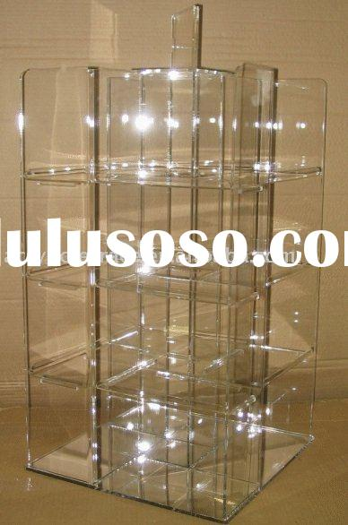 Clear Acrylic Jewelry Display Stand