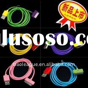 Colourful USB Data Cable For iPhone