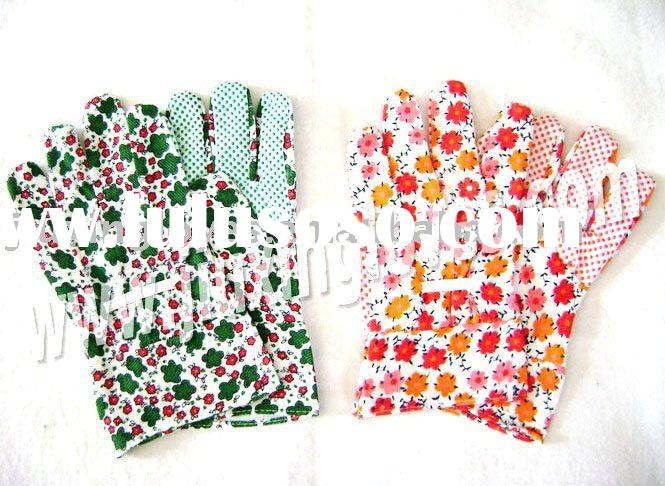 Cotton Garden Glove