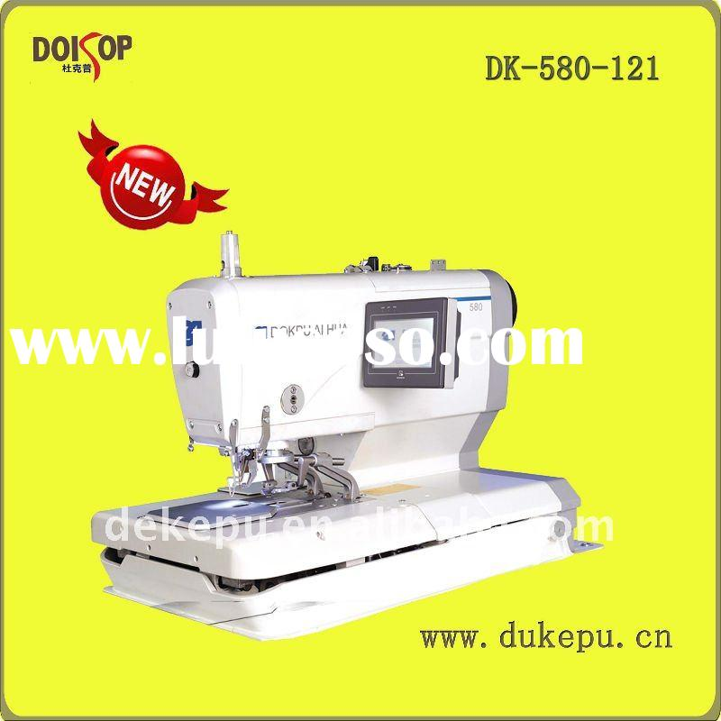 DK-580 Electronic Eyelet Buttonhole Industrial Sewing Machines