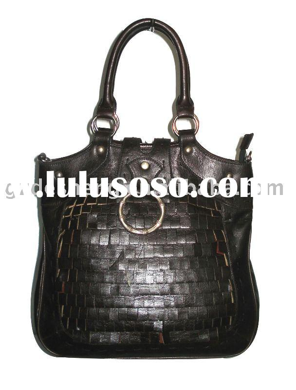 DS-10012806 handbag,ladies' handbag,leather handbag, fashion handbag,hand bag,women'