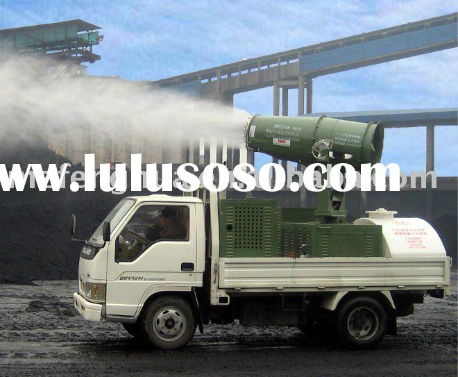 DS-60 Tractor Mounted Power Dust suppression Sprayer Equipment for control Dust Particles