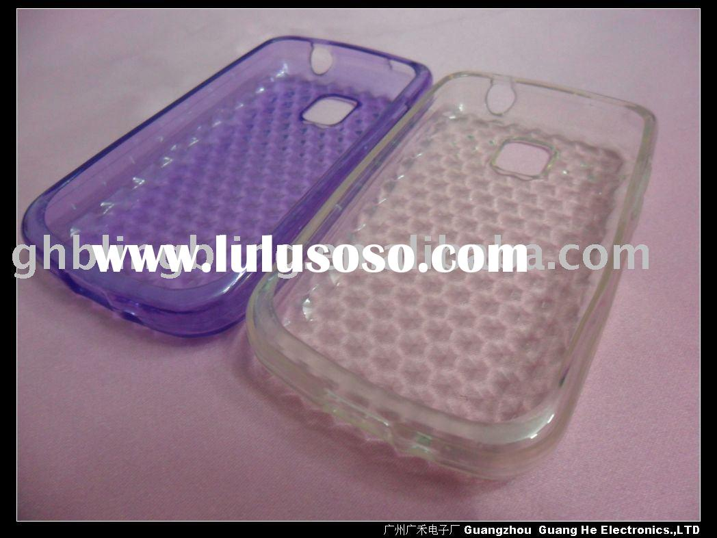 Diamond design TPU case for LG Optimus T P509