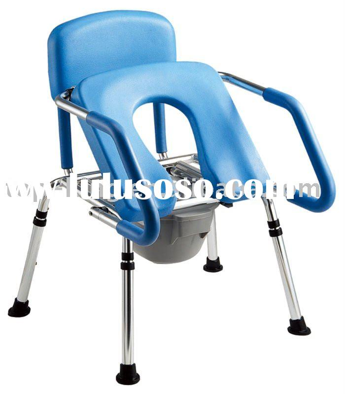 EASY UP COMMODE LIFT CHAIR