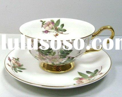 ECO crockery espresso cup saucer set