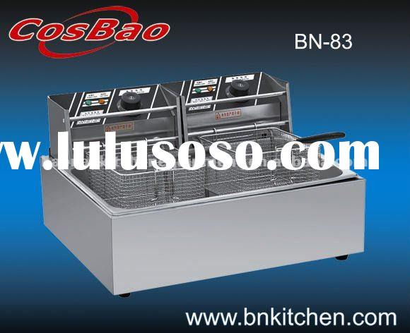 Electric Fish and Chips Fryers BN-83