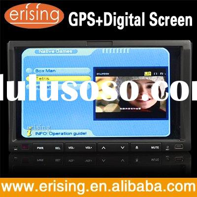 Erisin 7'' 2 Din GPS DVD Radio Bluetooth TV Tuner Car Sat.Nav GPS Navigation