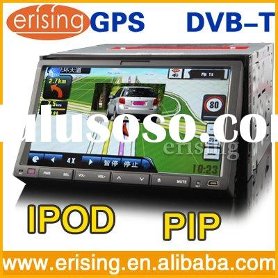 Erisin 7 Inch HD 2 Din Car audio navigation DVB-T Radio TV Picture in Picture