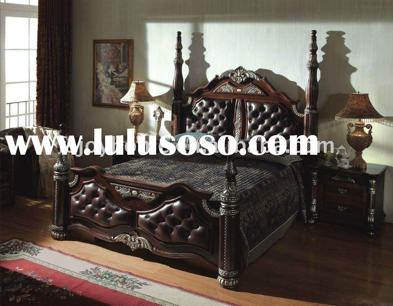 European Style French Furniture Bedroom Set (JH-EB046)