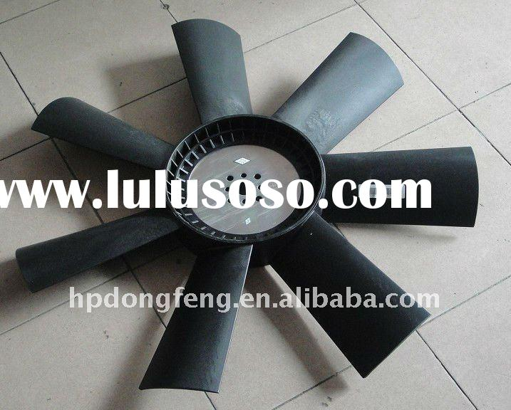 Fan assembly for Cummins engine cooling system used