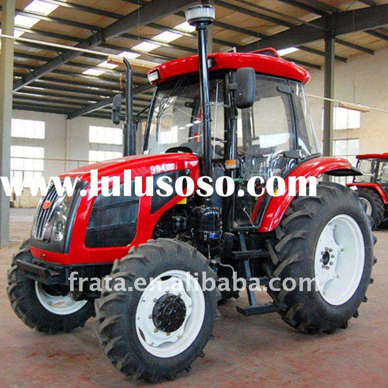 Farm/Agricultural 95hp 4x4 Front End Loader Tractor