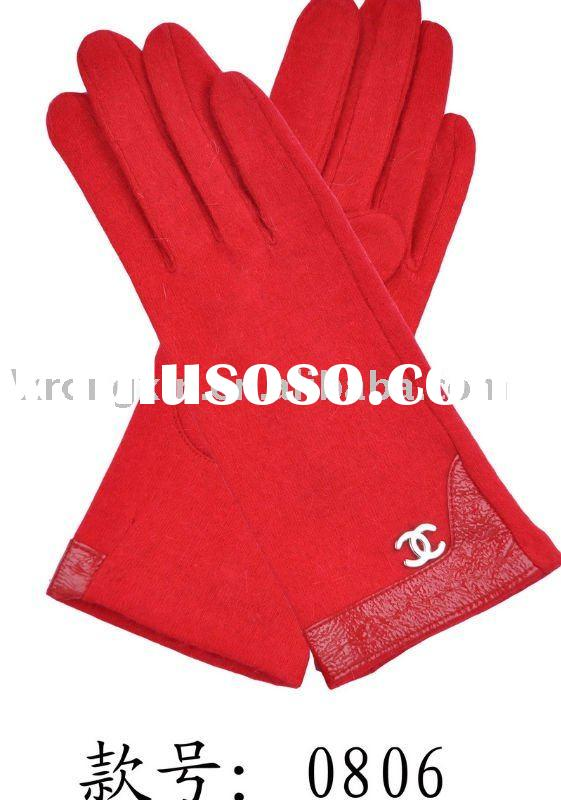 Fashion dress gloves
