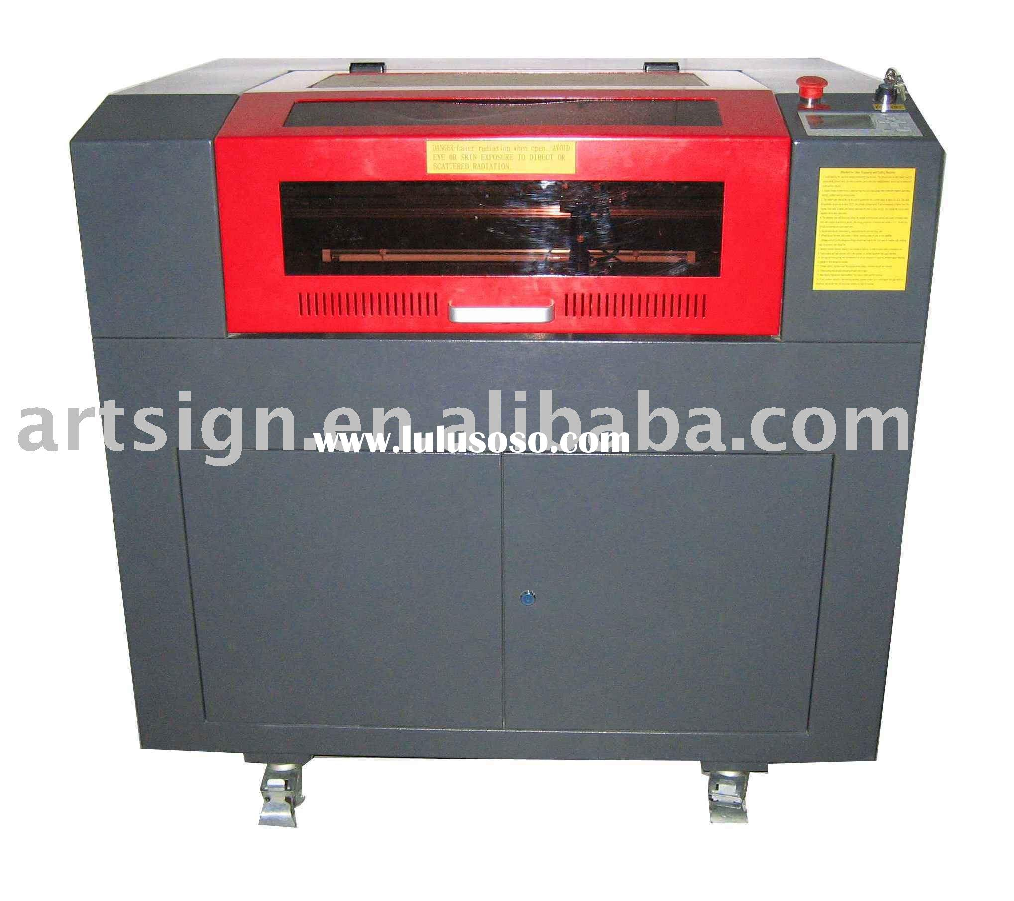 Flat bed laser engraving cutting machine JSM4060C
