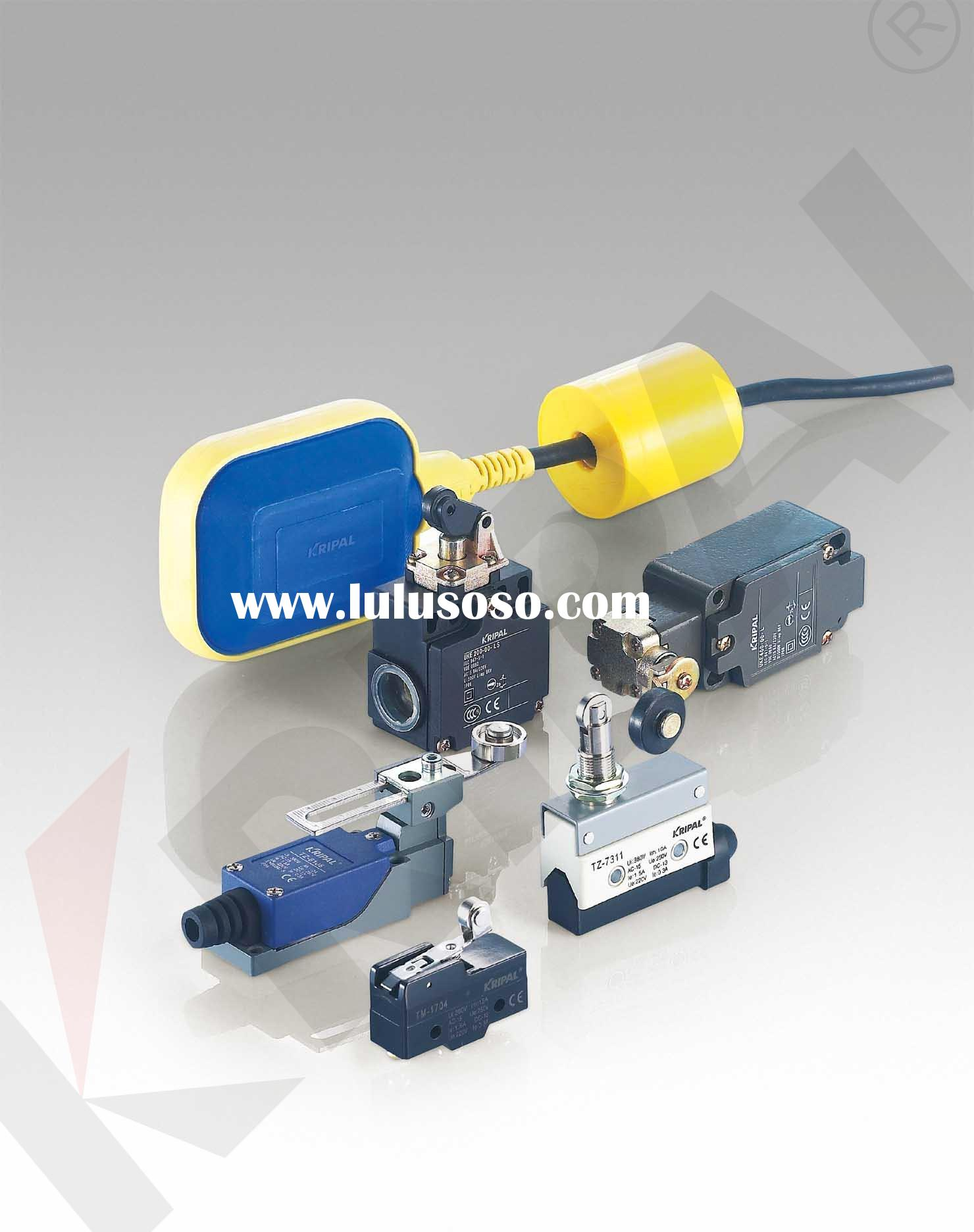 Float switch Limit switch Micro switch
