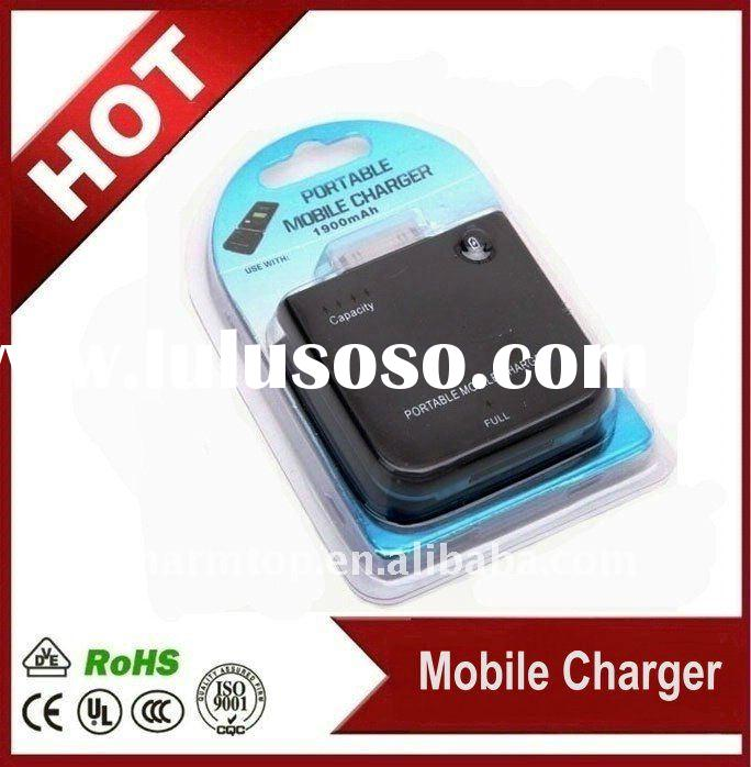 For iPhone 1900mAh Portable Mobile Charger