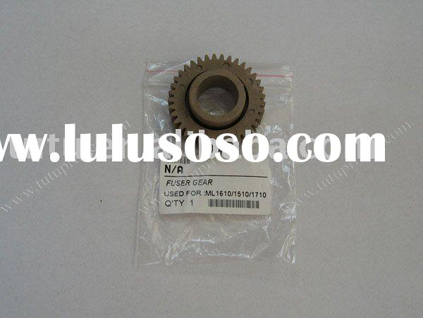 For samsung laser printer spare parts,fuser roller gear