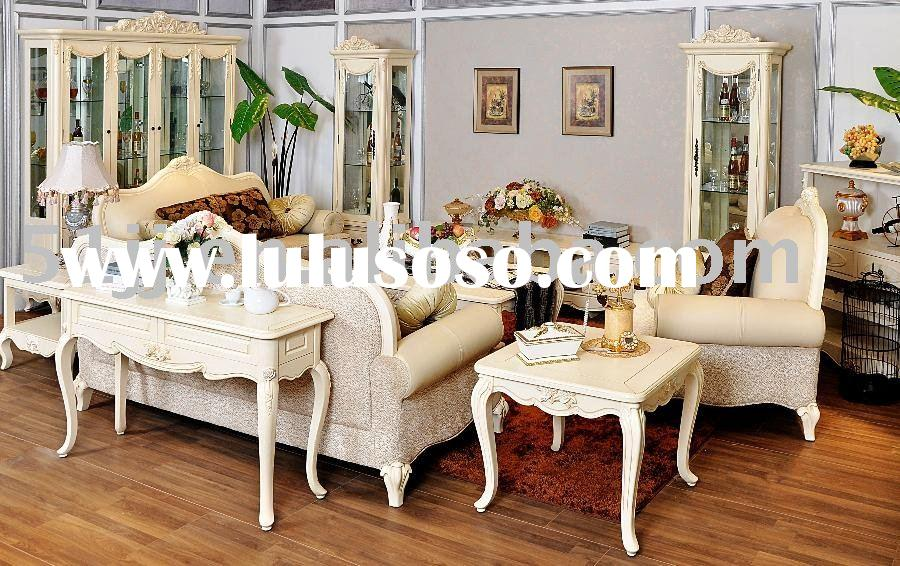 French Village Style Living Room set GY-A102