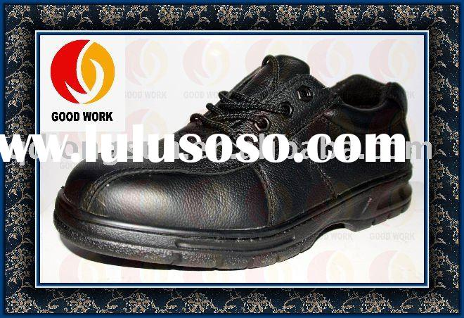 GOODWORK 007 leather safety shoes/safety footware