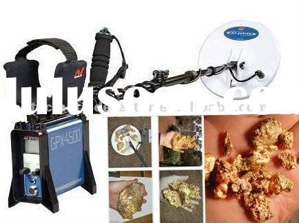 GPX4500 Underground Gold Detector,Deep Search Gold Metal Detector with LCD Display GPX4500