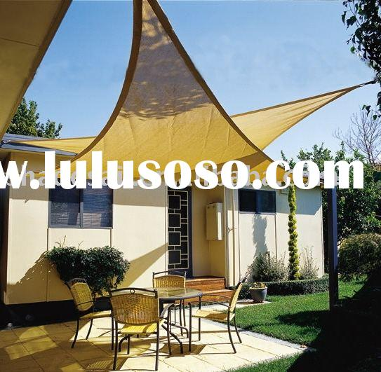 Ivory garden sun shade sail for sale price china for Shade sail cost