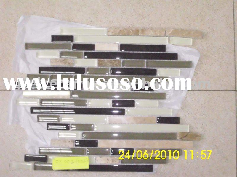 Glass Marble Mosaic tile