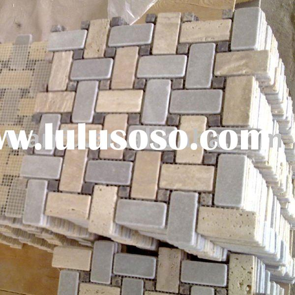 Glass Stone Marble Mosaic Tile