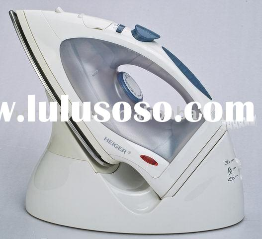 HG-2016 CORDED OR CORDLESS STEAM IRON