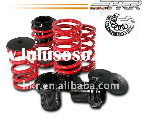HKR car coil spring coilover springs auto performance suspension kit