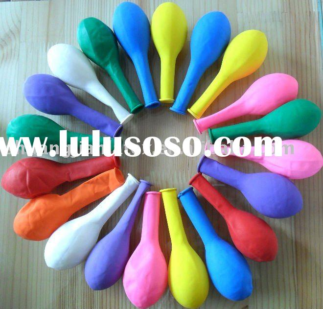HOT 10 inch party latex balloon,balloon supplier