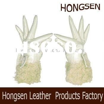 HS658 LEATHER GLOVES