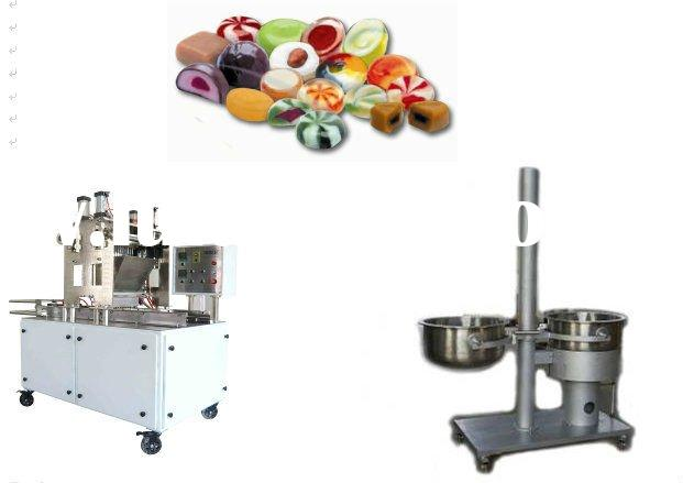 Hard Candy Machine- Small Production Line (GD50)