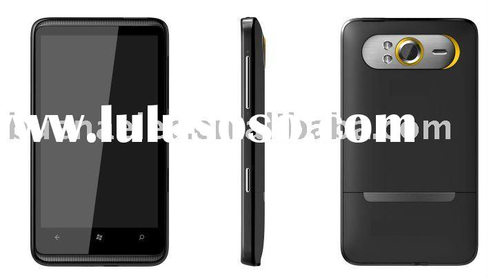 Hero H7000 4.3inch Android smart phone internal GPS capacitive mult-touch phone