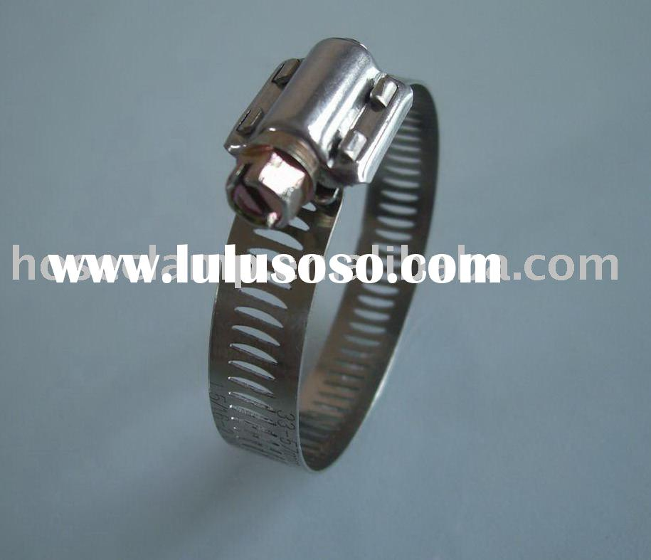 Hi-Torque Hose Clamp(Italy Type Hose Clamp)