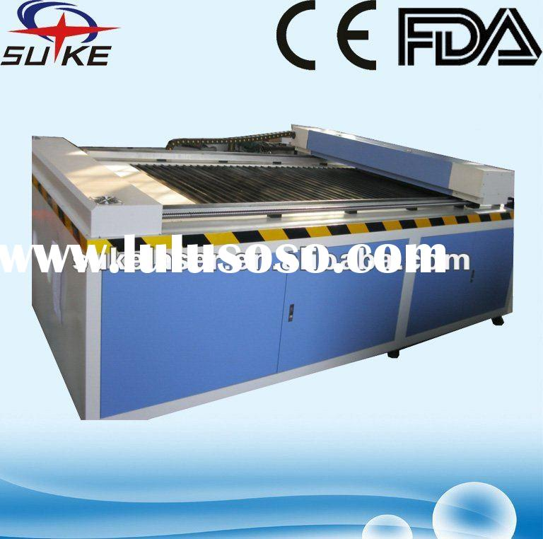 High precision wood CO2 laser engraver 1300mm*2500mm