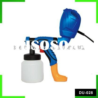 Hose-Less Electric Spray Gun