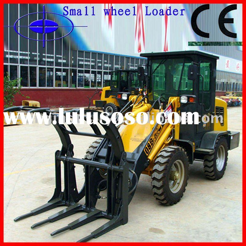 Hot Sale Wheel Loader Grapple Fork with CE