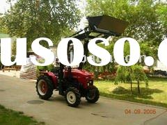 Hot sale professional compact tractor front loader with low price