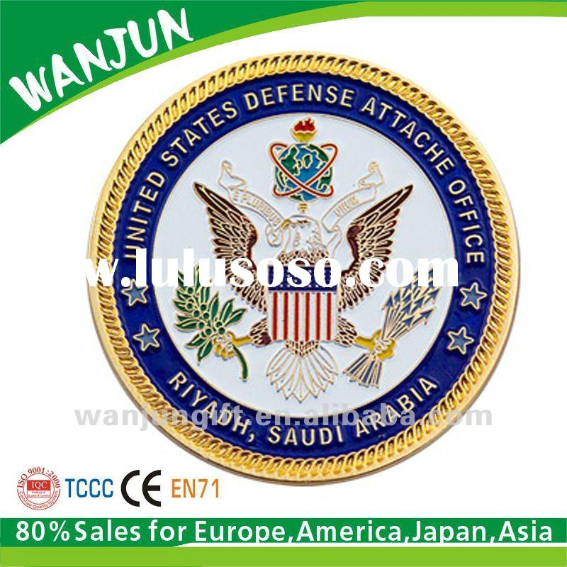 Hottest military challenge coin