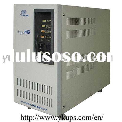 Industrial Frequency Pure Sine Wave Power Inverter 110VDC to 220VAC