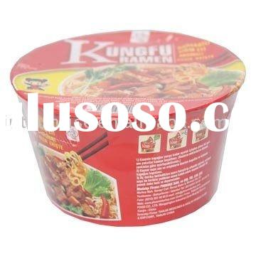 Instant Fried Noodle Cup
